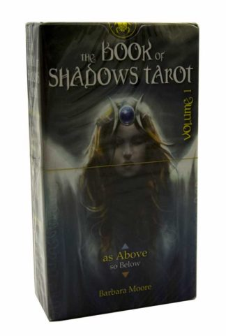 Tarot Card Book Of Shadows