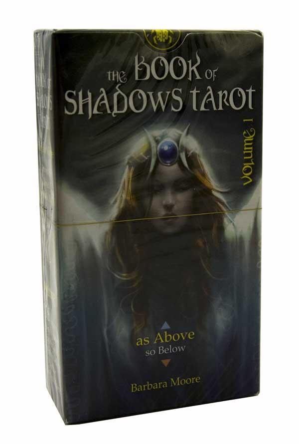 Tarot Card Book Of Shadows