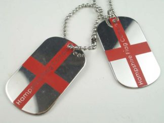 Dog Tag St George Stainless Steel*12pcs For 25p each*