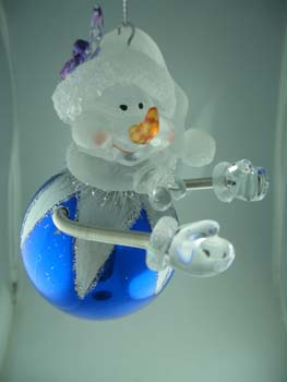 Snowman Ornament *12pcs For 25p Each*