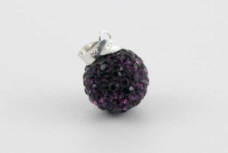 Pendant Silver Cluster 12mm Ball *2 For 1*