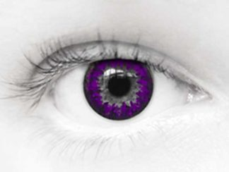 Fashion Eye Accessory Misty Violet (With Free Solution And Case)