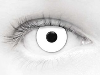 Fashion Eye Accessory Uv White (With Free Solution And Case)