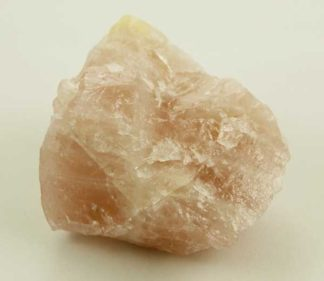 Stone Rough Rose Quartz