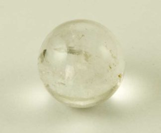 Stone Sphere 25mm Clear Quartz