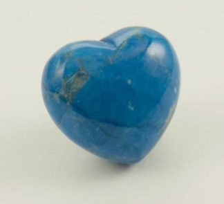 Stone Heart Dyed Howlite
