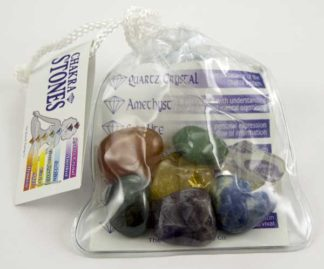 Chakra Stones With Wash Bag