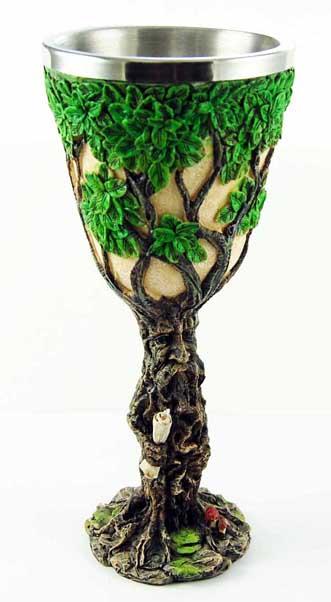 Goblet Tree Man