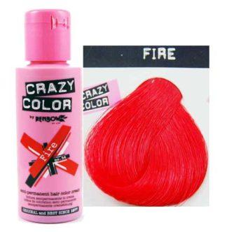 Crazy Colour (Fire) 100ml