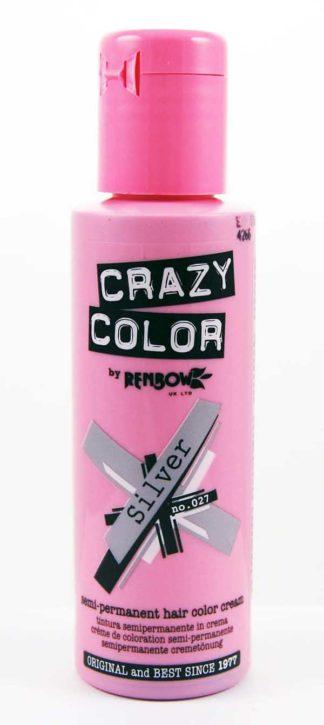 Crazy Colour (Silver) 100ml
