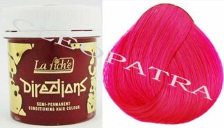 Directions Hair Colour 4 Tubs (Flamingo Pink)