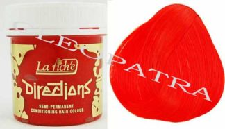 Directions Hair Colour 4 Tubs (Mandarin)