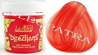 Directions Hair Colour 4 Tubs (Pastel Pink)
