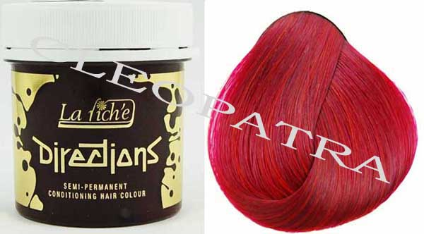 Directions Hair Colour 4 Tubs (Tulip)