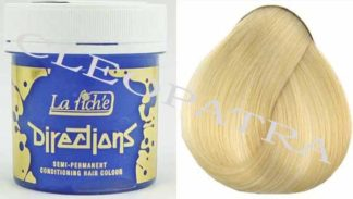Directions Hair Colour 4 Tubs (White Toner)