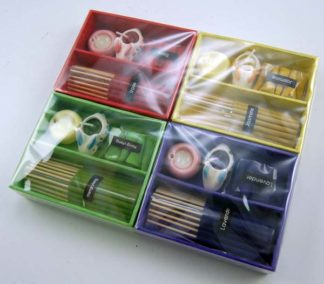 Incense And Cone Gift Set 4pcs