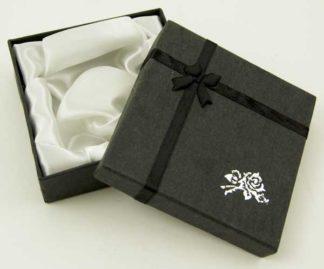 Box Bracelet 9X9X2.5cm Black 12pcs
