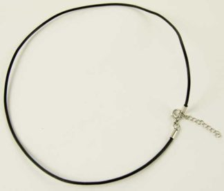 Cord Necklace Closed Ends 12pcs