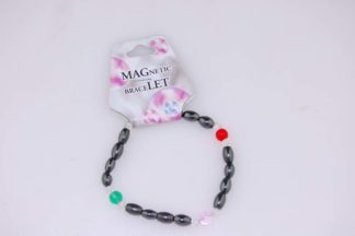 Bracelet Magnetic Mixed Glass 3pcs
