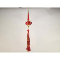 Mobile Acrylic 24cm Red 2pcs