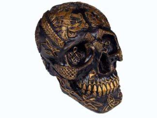Skull Celtic 12cm
