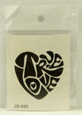 Tattoo Stickers Small Design 14 (5pcs)