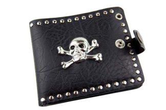 Wallet One Skull