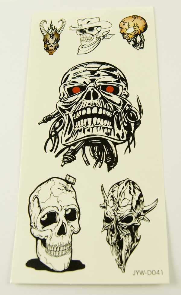 Tattoo Stickers Standard Design