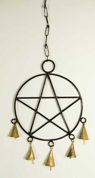 Decoration Hanging Pentagram