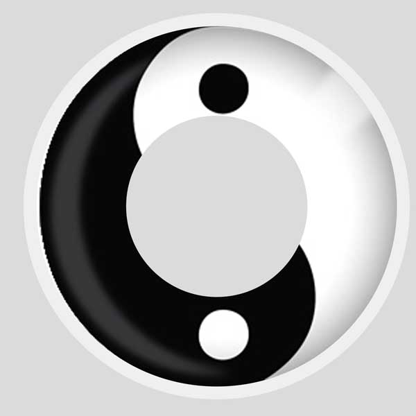 Fashion Eye Daily Ying Yang
