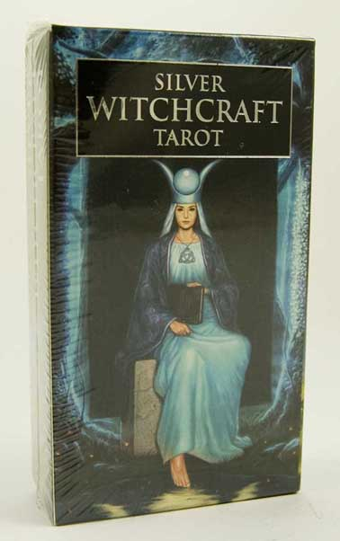 Tarot Card Silver Witchcraft