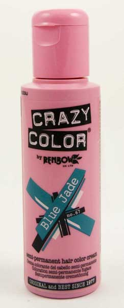 Crazy Colour (Blue Jade) 100ml