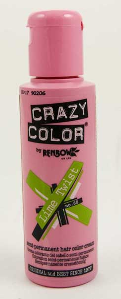 Crazy Colour (Lime Twist) 100ml