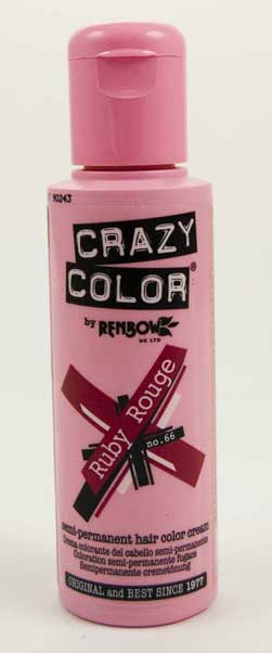 Crazy Colour (Ruby Rouge) 100ml