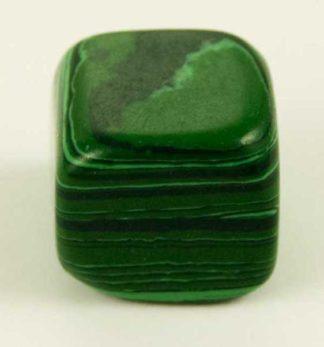 Tumble Stone Malacite 2pcs