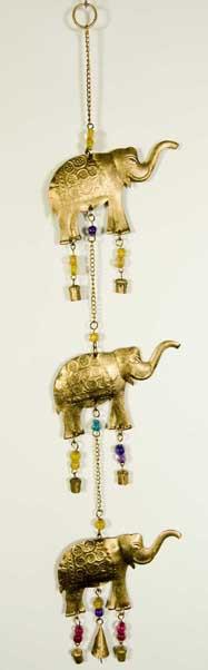 Decoration Hanging Elephants