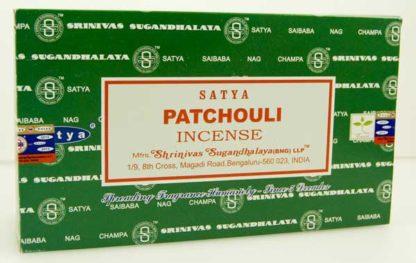 Incense Stick Patchouli 12pcs