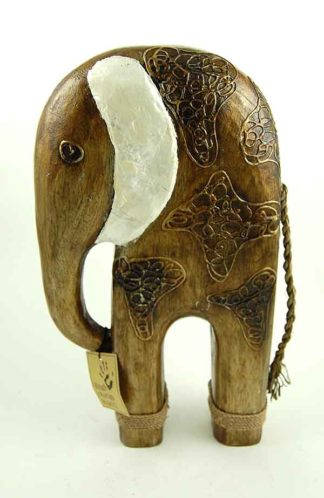 Elephant Wooden Antique