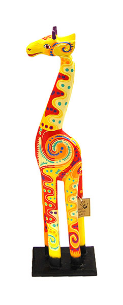 Giraffe Wooden Mexican