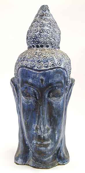 Ceramic Garden Long Thai Budda