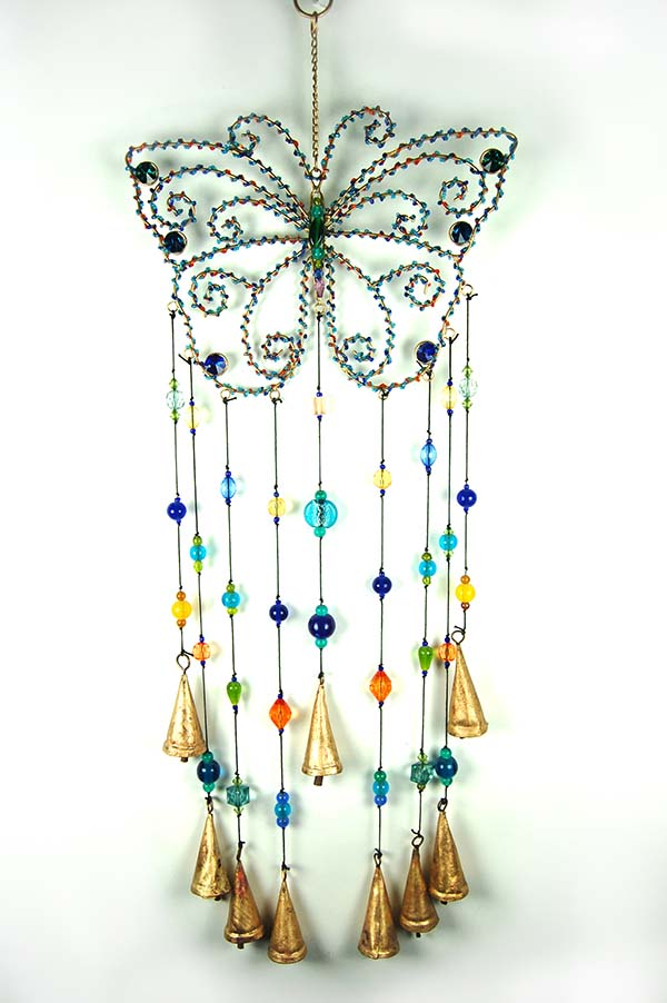 Wind Chime Butterfly