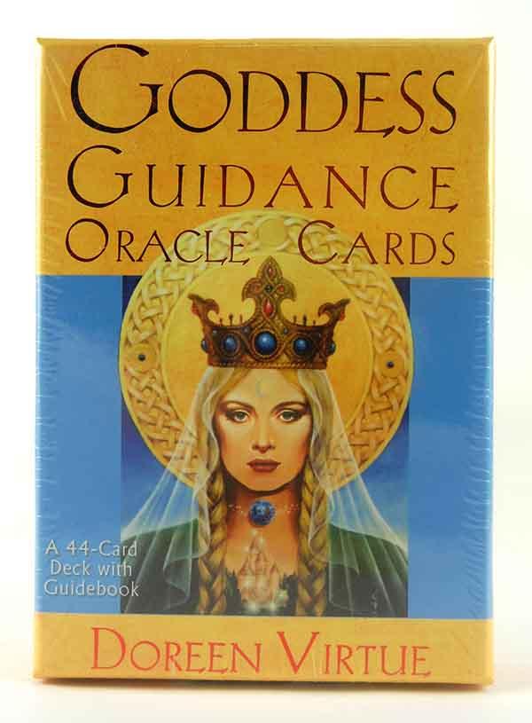 Tarot Card Goddess Oracle