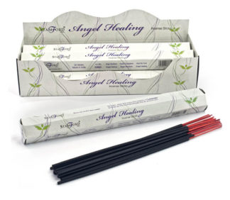 Incense Stick Stamford Hexagonal Angel Healing 6pcs