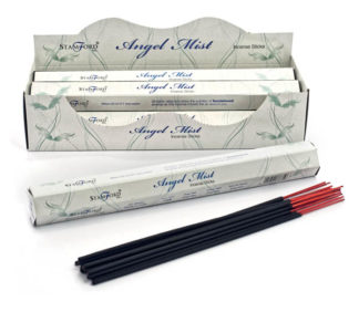 Incense Stick Stamford Hexagonal Angel Mist 6pcs