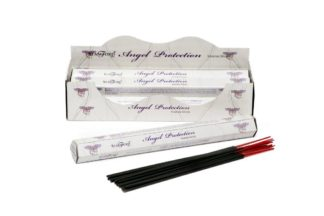 Incense Stick Stamford Hexagonal Angel Protection 6pcs