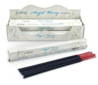 Incense Stick Stamford Hexagonal Angel Worry 6pcs