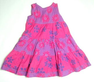 Childrens Dress Pink
