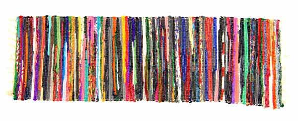 Rug Rag Style Cotton 50X150cm