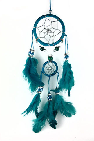 Dream Catcher Turquoise 6cm