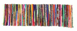Rug Rag Style Cotton 50X150cm*BUY 6PCS FOR £2.00 EACH